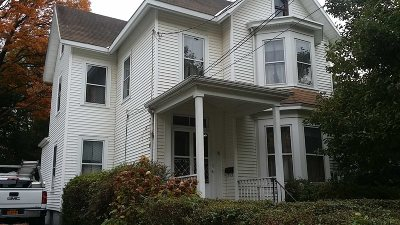 Poughkeepsie City Single Family Home Continue Showing: 18 Parker Ave