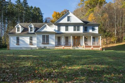 Single Family Home For Sale: 207 Sunset Hill Rd