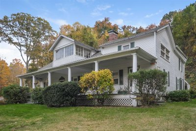 East Fishkill Single Family Home For Sale: 490 Eder Rd
