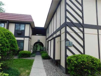 Fishkill Condo/Townhouse For Sale: 7 Loudon Dr #8