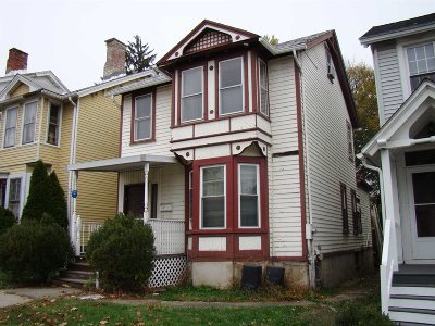 Poughkeepsie City Single Family Home For Sale: 325 Church St