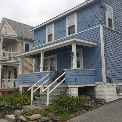 Poughkeepsie City Single Family Home For Sale: 145 South Ave
