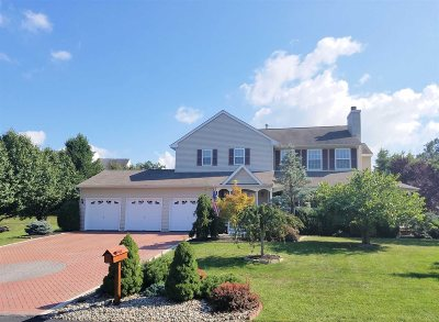 Fishkill Single Family Home For Sale: 4 Barberry Ln