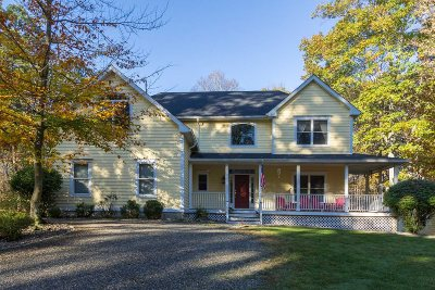 Rhinebeck NY Single Family Home For Sale: $689,000