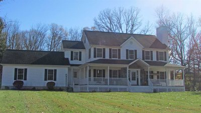 La Grange Single Family Home For Sale: Old Overlook - Lot # Rd