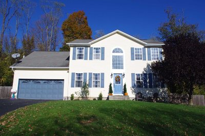 Fishkill Single Family Home For Sale: 11 Woodcrest Ct
