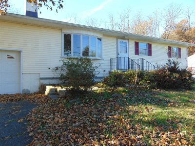 Poughkeepsie Twp Single Family Home For Sale: 121 Van Wagner Rd