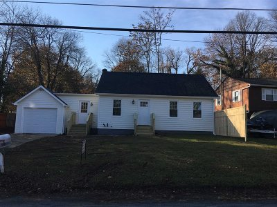 Poughkeepsie Twp Single Family Home Price Change: 170 Bower Rd
