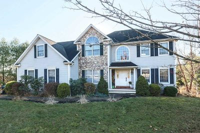 East Fishkill Single Family Home For Sale: 55 Harrison's Trail
