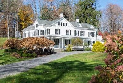 Rhinebeck Single Family Home For Sale: 437 Route 308