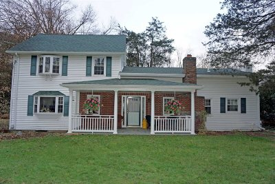 Wappinger Single Family Home New: 449 All Angels Hill Rd