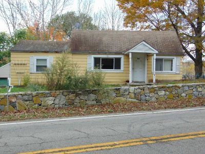 Pawling Single Family Home For Sale: 593 Route 292