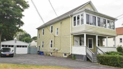 Dutchess County Rental New: 49 Lincoln Ave #2