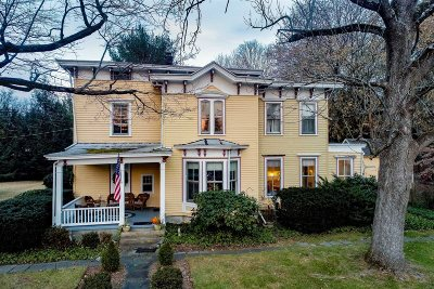 Pawling Single Family Home For Sale: 24 Coulter Ave