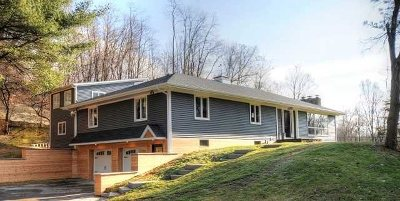 Rhinebeck Single Family Home For Sale: 134 Burger Road