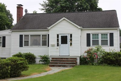 Dutchess County Single Family Home Price Change: 24 Lindbergh Pl