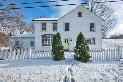 Rhinebeck Single Family Home Price Change: 420 Rhinecliff Rd