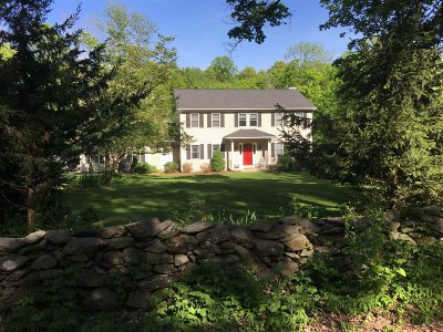 Rhinebeck Single Family Home Price Change: 533 Ackert Hook Rd