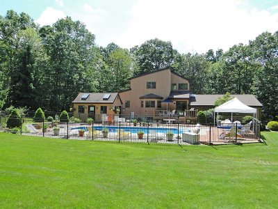 Dutchess County Single Family Home New: 422 Killearn Road