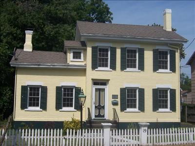 Dutchess County Single Family Home New: 19 Broad St