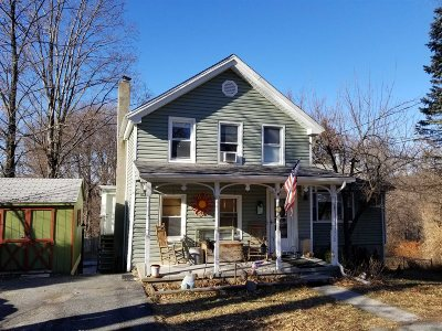 Dutchess County Single Family Home New: 522 Washington Ave
