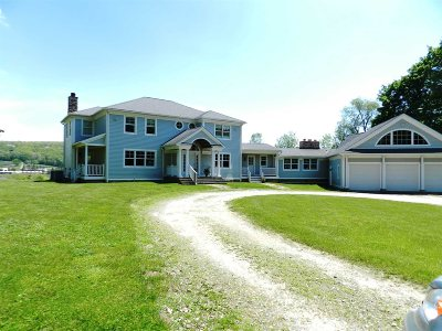 Dutchess County Single Family Home New: 382 Old Quaker Hill Rd