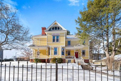 Poughkeepsie City Single Family Home For Sale: 73 Mansion St