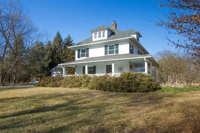 Amenia Single Family Home For Sale: 39 Old North Road