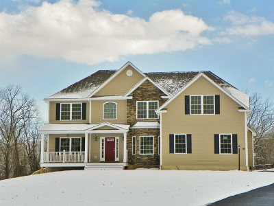 East Fishkill Single Family Home Continue Showing: Lot 4 Saxon Woods Ct