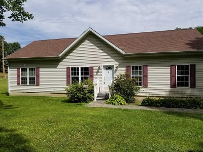 Rhinebeck Single Family Home For Sale: 7 White Schoolhouse Rd
