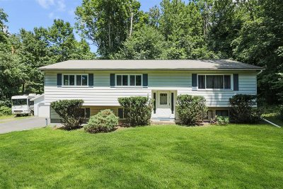 Hyde Park Single Family Home For Sale: 46 Hill And Hollow Rd