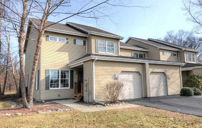 Rhinebeck NY Condo/Townhouse For Sale: $369,900