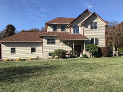 East Fishkill Single Family Home For Sale: 14 Huckleberry Lane