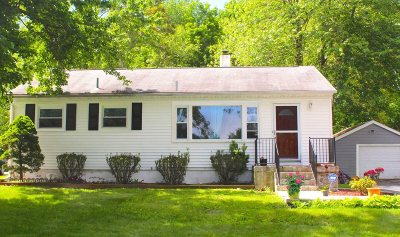 Poughkeepsie Twp Single Family Home For Sale: 28 Bahret Ave
