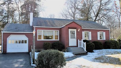 Poughkeepsie Twp Single Family Home New: 64 Alda Dr
