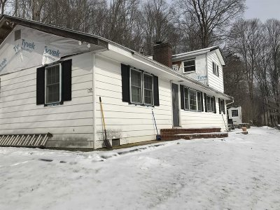 Pleasant Valley Multi Family Home Price Change: 105 Hurley Rd