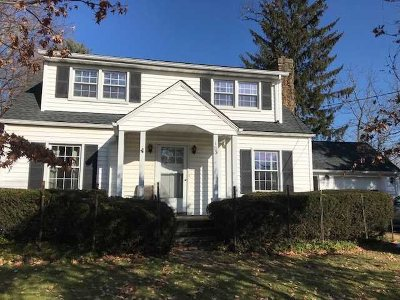Rhinebeck Single Family Home For Sale: 183 Rhinecliff Rd