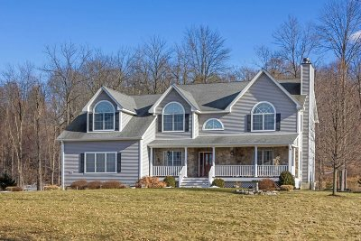 Poughkeepsie Twp Single Family Home New: 406 Sheafe Rd