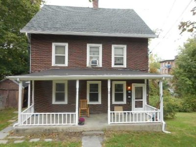 Dutchess County Rental For Rent: 115 Spring Valley #1
