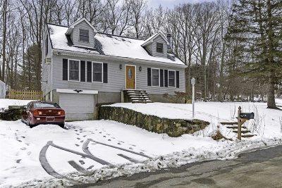 Putnam County Single Family Home New: 35 Barnard Rd
