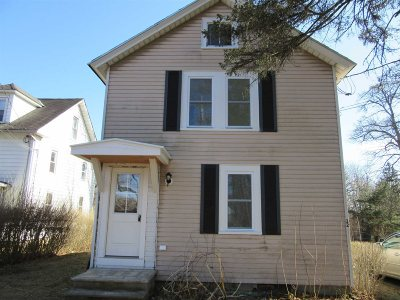 Dutchess County Rental For Rent: 22 Cottage Ave #1
