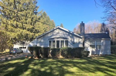 Ulster Single Family Home For Sale: 161 Dewitt Mills Rd