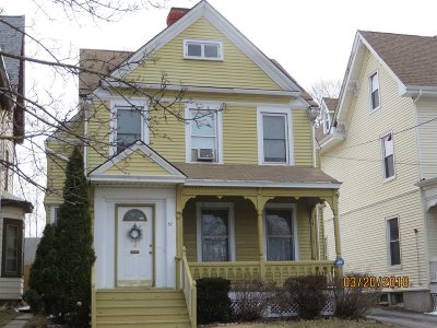 Poughkeepsie City Single Family Home For Sale: 57 N. Clinton