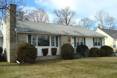 Poughkeepsie City Single Family Home Continue Showing: 26 Woodland Ave