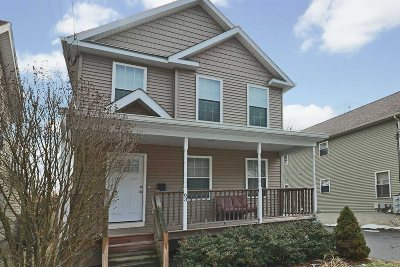 Poughkeepsie City Single Family Home For Sale: 63 Taylor