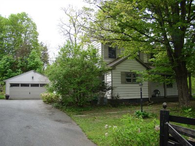 Rhinebeck Single Family Home For Sale: 90 Salisbury Turnpike