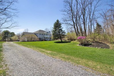 Rhinebeck Single Family Home For Sale: 10 Eagle Rd