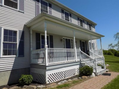 Union Vale Single Family Home For Sale: 3450 Route 82