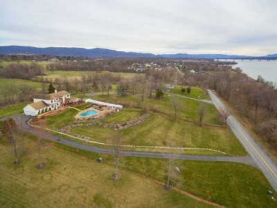 Dutchess County Single Family Home New: 320 S River Rd