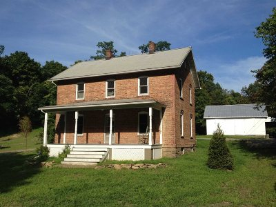 Rhinebeck Single Family Home For Sale: 560 River
